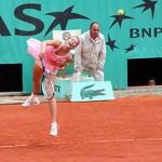 Un dvd per i campioni del Roland Garros