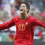 La notte a luci rosse di Cristiano Ronaldo
