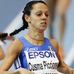 Elisa Cusma sesta nella finale mondiale degli 800