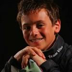 Tom Daley, a 13 anni campione d'Europa di tuffi