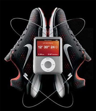 Il fitness è tecnologico con Technogym, Nike e iPod