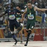 Paraolimpiadi: Oscar Pistorius è oro nei 100 metri