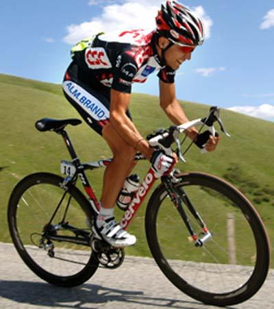 Ecco Sastre, quante stelle al Giro d'Italia!