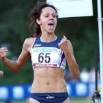 Elisa Cusma scende sotto i due minuti e batte il record italiano