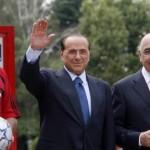 """Berlusconi: """"Il Milan ha perso lo scudetto per colpa di Ancelotti"""""""