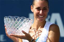 Torneo Wta Los Angeles: vince Flavia Pennetta e avvicina la Top Ten