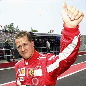 MIchael Schumacher