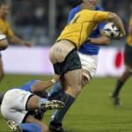 Italia Australia 14 – 32. Dov'è il tabellone?