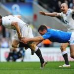Inghilterra - Italia: un innominabile 59-13