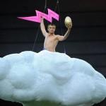 Cupido e il rugby