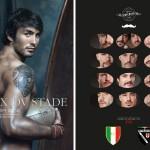 Calendari sexy: tra Dieux du Stade e Petrarca Rugby non c'è gara