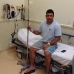 Ronaldo via Twitter: maledetta zanzara, ho contratto la dengue