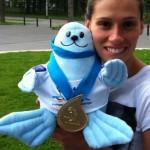 Cagnotto e Dallapè campionesse europee nel sincro di Eindhoven