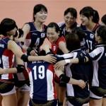Volley femminile. Italia-Corea del Sud per i quarti di finale